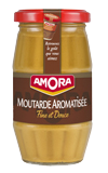 Moutarde Bocal Aromatisee Amora